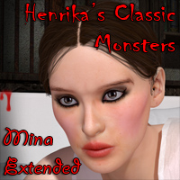 Classic Monsters: Mina Extended