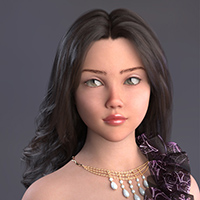 Amy For Genesis 8 Female