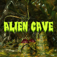 Alien Cave For Daz Studio Iray