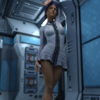 Crew Of Solaris: Cabin For G3F