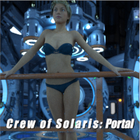 Crew Of Solaris: Portal For G3F