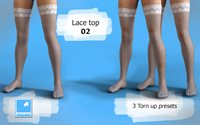 lightBLUE-dFORCE-Stocking-Sock-Lace-top-02.jpg
