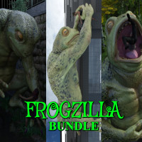 FROGZILLA BUNDLE (3 Products)