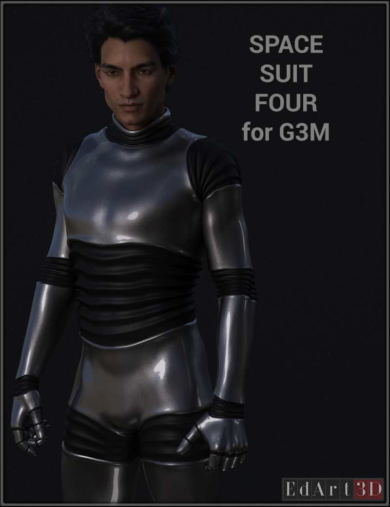 Space Suit Four For G3M