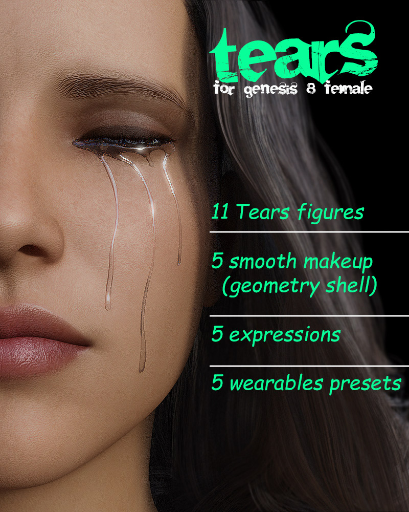 Tears For G8F