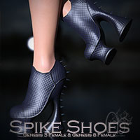 CB Spike Shoes G3F & G8F