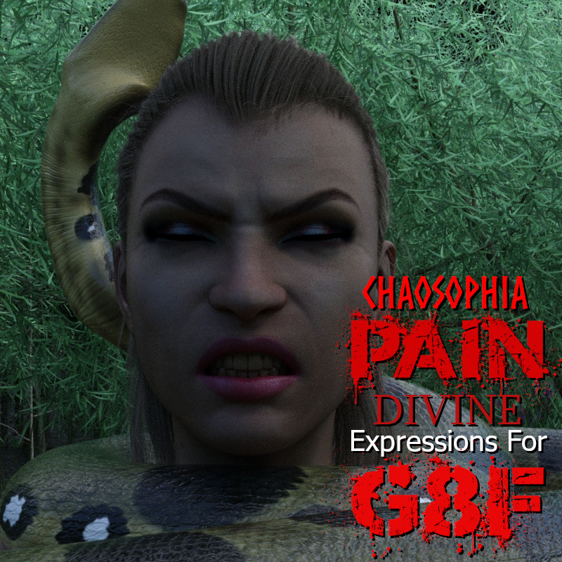 Pain Divine Expressions G8F