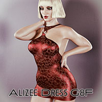 Alizee Dress G8F (dForce)