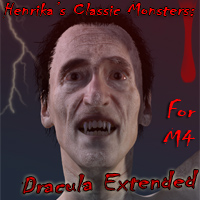 Classic Monsters: Dracula Extended
