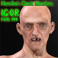 Classic Monsters: Igor