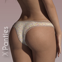 X-Panties For G3F
