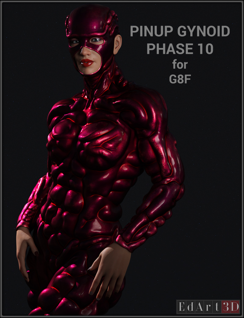 Pin-Up Gynoid Phase 10 For G8F