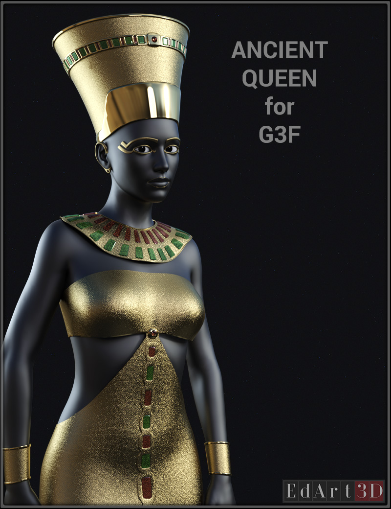Ancient Queen For G3F