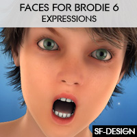 Faces For Brodie 6