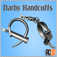 AC3D's Darby Handcuffs