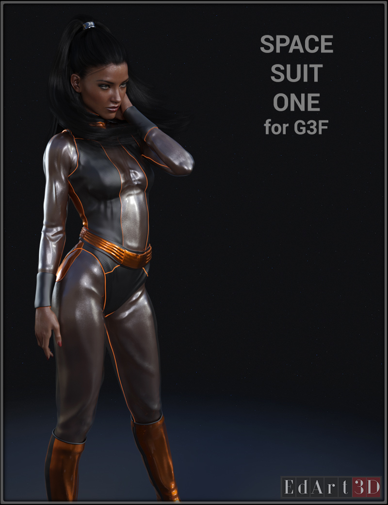 Space Suit One For G3F