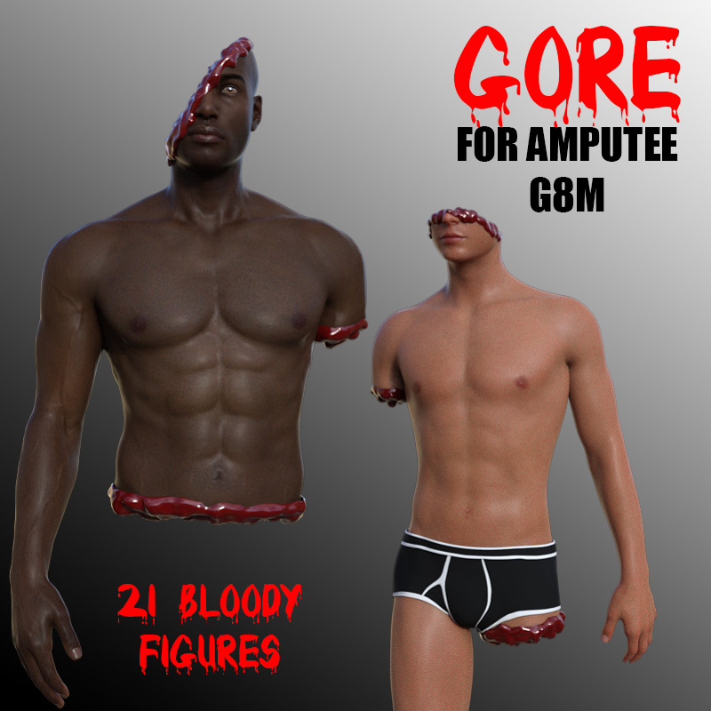 Gore For Amputee G8M