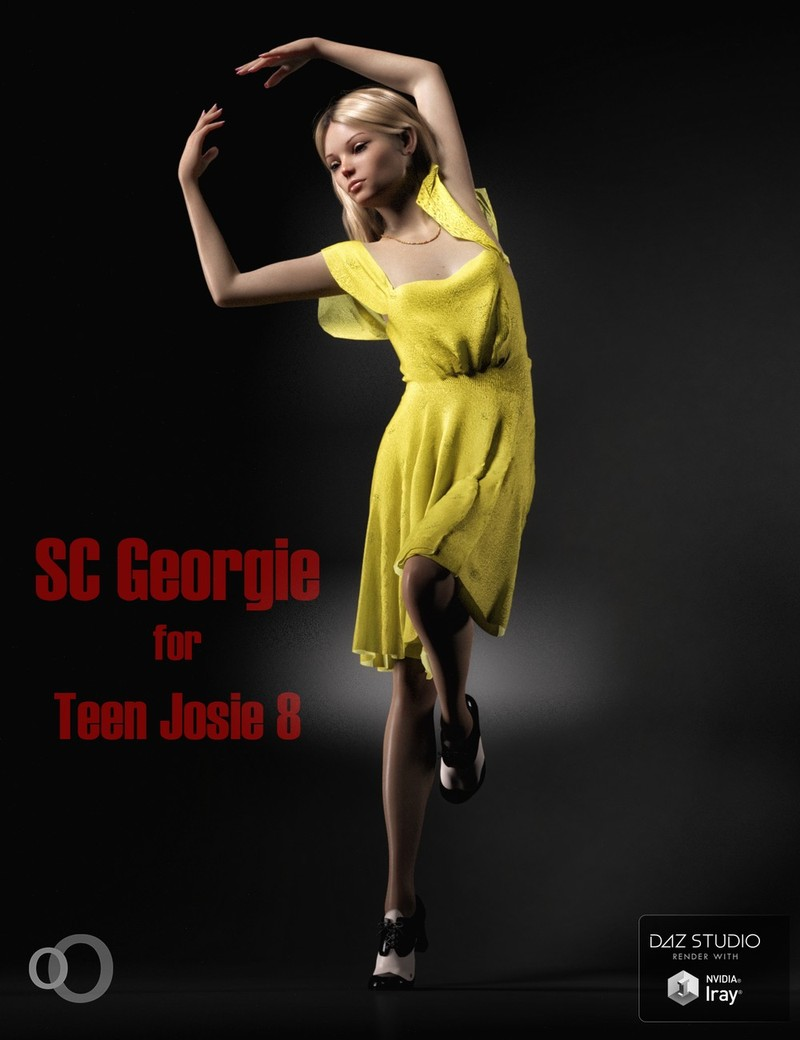 SC Georgie For Teen Josie 8