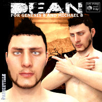 Dean For Genesis 8 Male And Michael 8