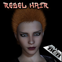 BCB-Rebel Hair