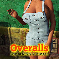 Overalls For G8F