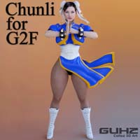 Chunli Dress For G2F