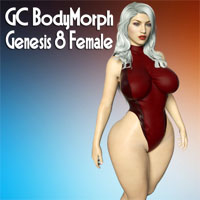 GC Body Morph For G8F