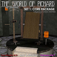 Legacy Davo World Of Pichard Set 1