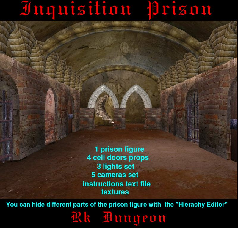 Kawecki's Inquisition Prision