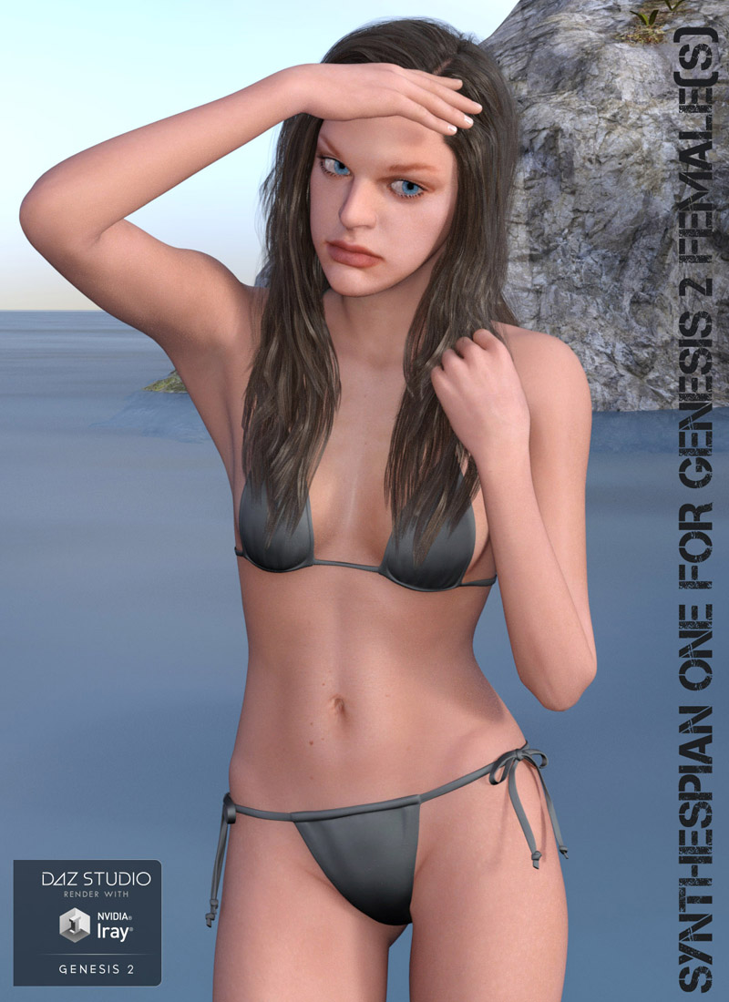 Synthespian One for Genesis 2 Female