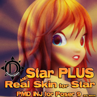 Star PLUS and Real Skin for Star Bundle!