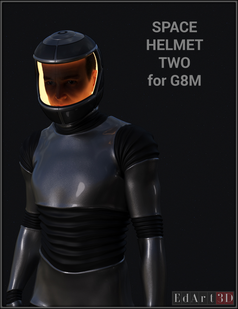 Space Helmet Two For G8M