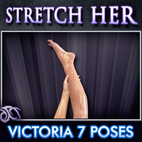 Stretch Her Limits - Poses for V7