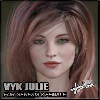 VYK Julie for G8F
