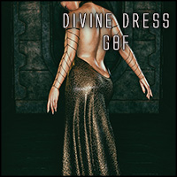 Divine Dress G8F (dForce)