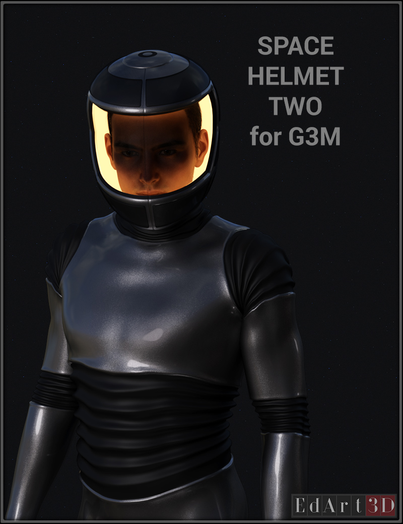 Space Helmet Two For G3M