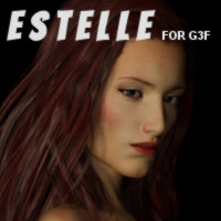 Estelle For Genesis 3 Female