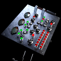 Legacy Dendras Electro Control Kit For Daz Studio