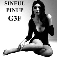 Sinful Pinup G3F