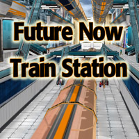 Future Now Train Station