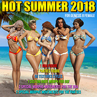 Hot Summer 2018 For G8 Female(s)