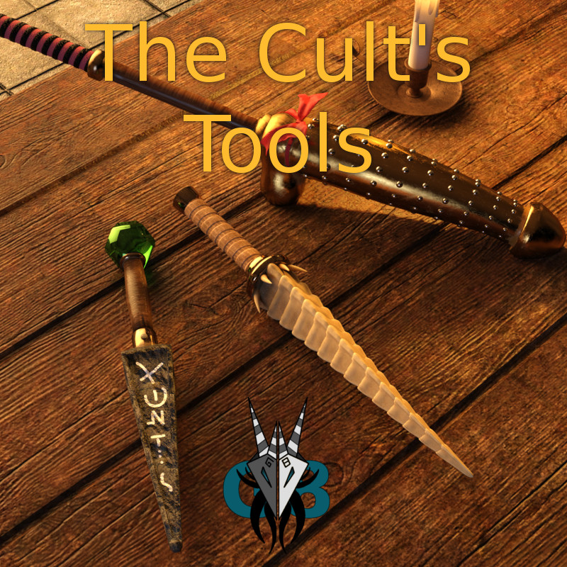 The Cult's Tools