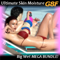 Ultimate Skin, Big Wet MEGA Bundle!