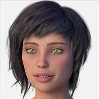 Joesette For Genesis 8 Females