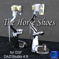 The Horse Shoes For G3F