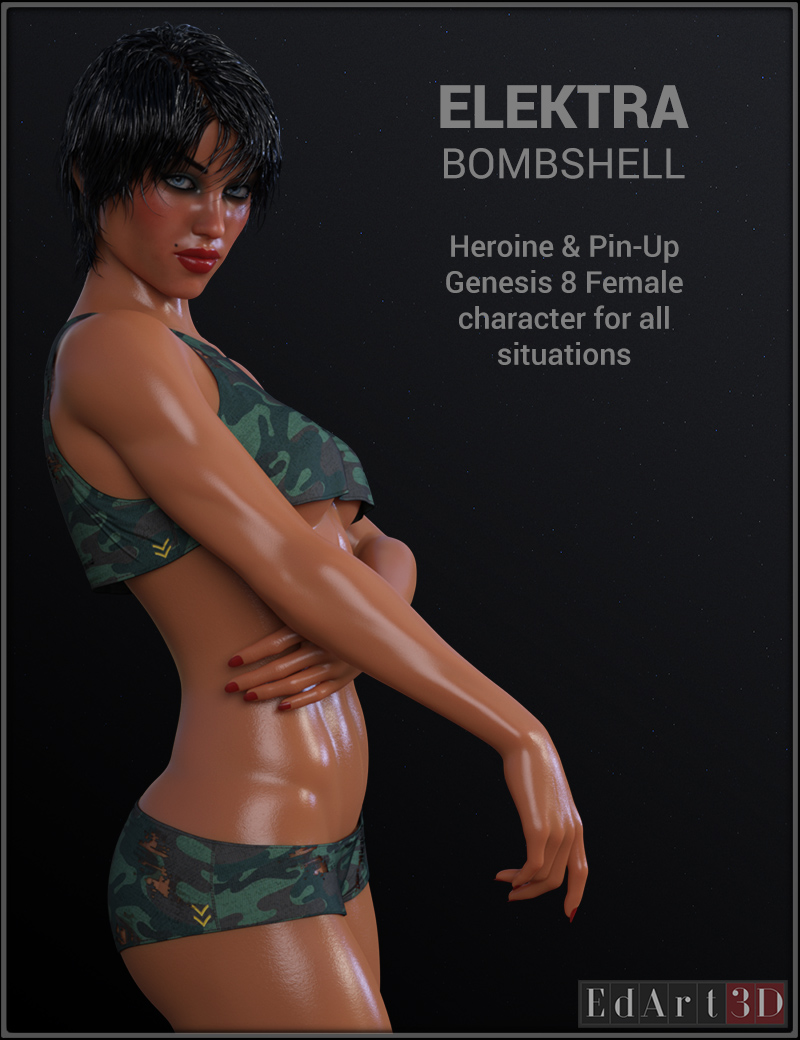 Elektra Bombshell For G8F