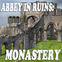 Abbey In Ruins: Monastery