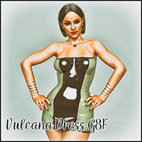 Vulcana Dress G8F (dForce)