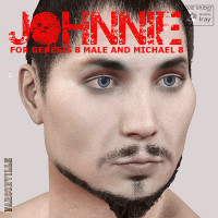Johnnie For Genesis 8 Male And Michael 8