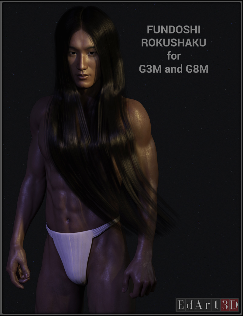 Japanese Fundoshi Rokushaku For G3M And G8M